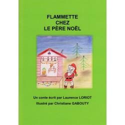 Flamette chez le Père Noël