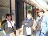 SEANCE DE DEDICACE A VIBRAYE (72) le 16-04-2014